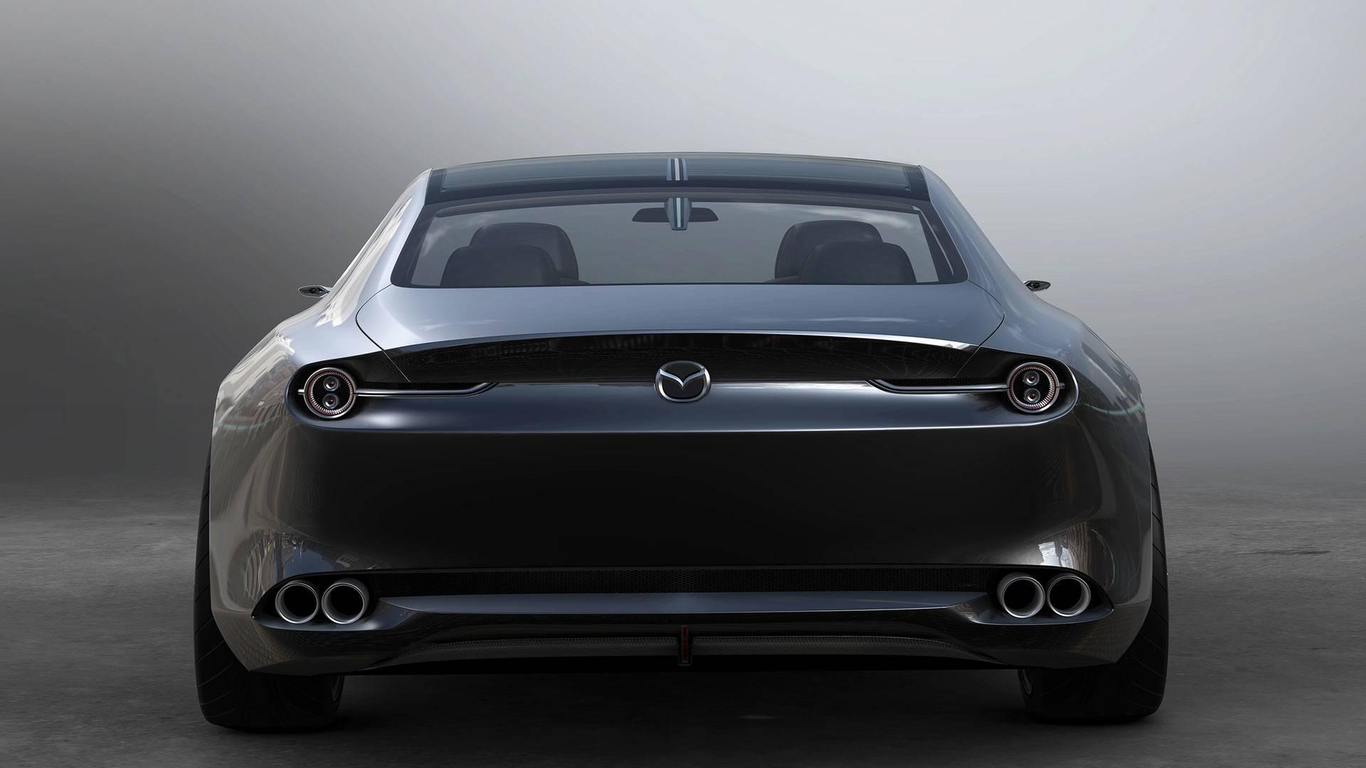 Mazda 6 2021 concept