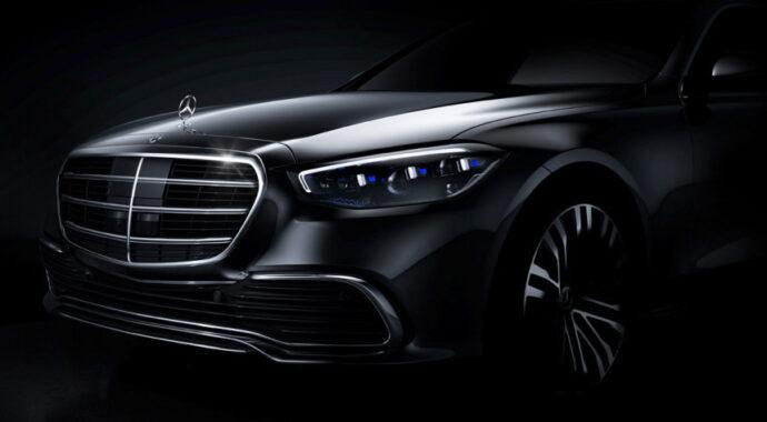 Mercedes S Class 2021 W223