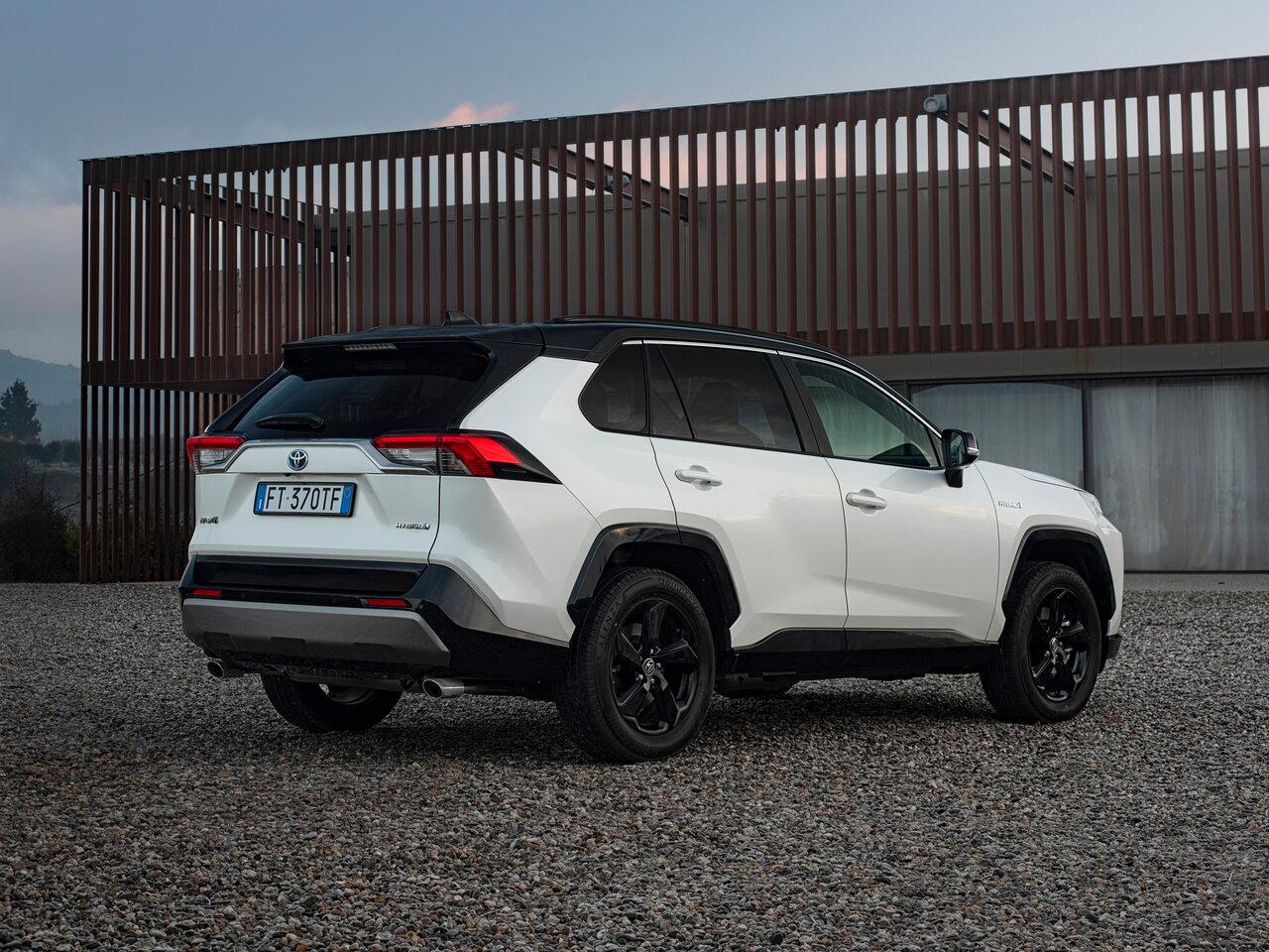 Toyota Rav 4 2022