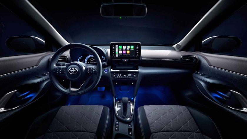 Toyota Yaris Cross 2020