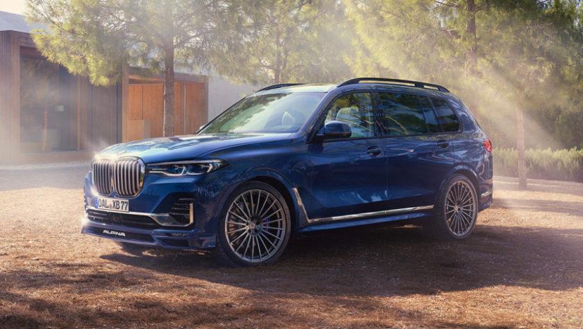 BMW XB7