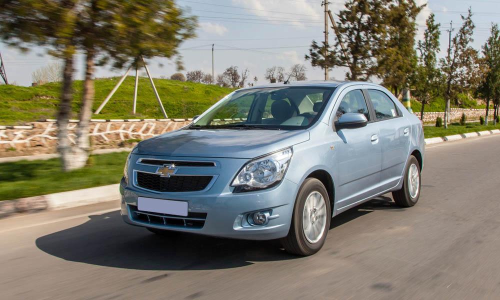 Chevrolet Cobalt 2020