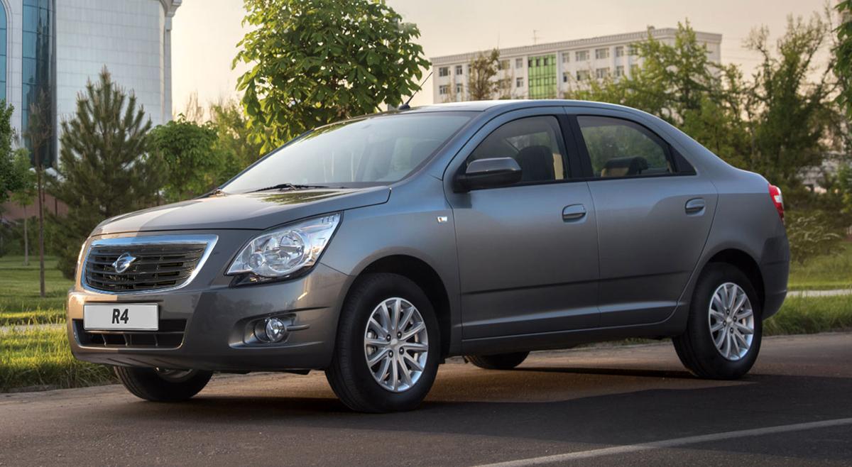 Chevrolet Nexia 2020