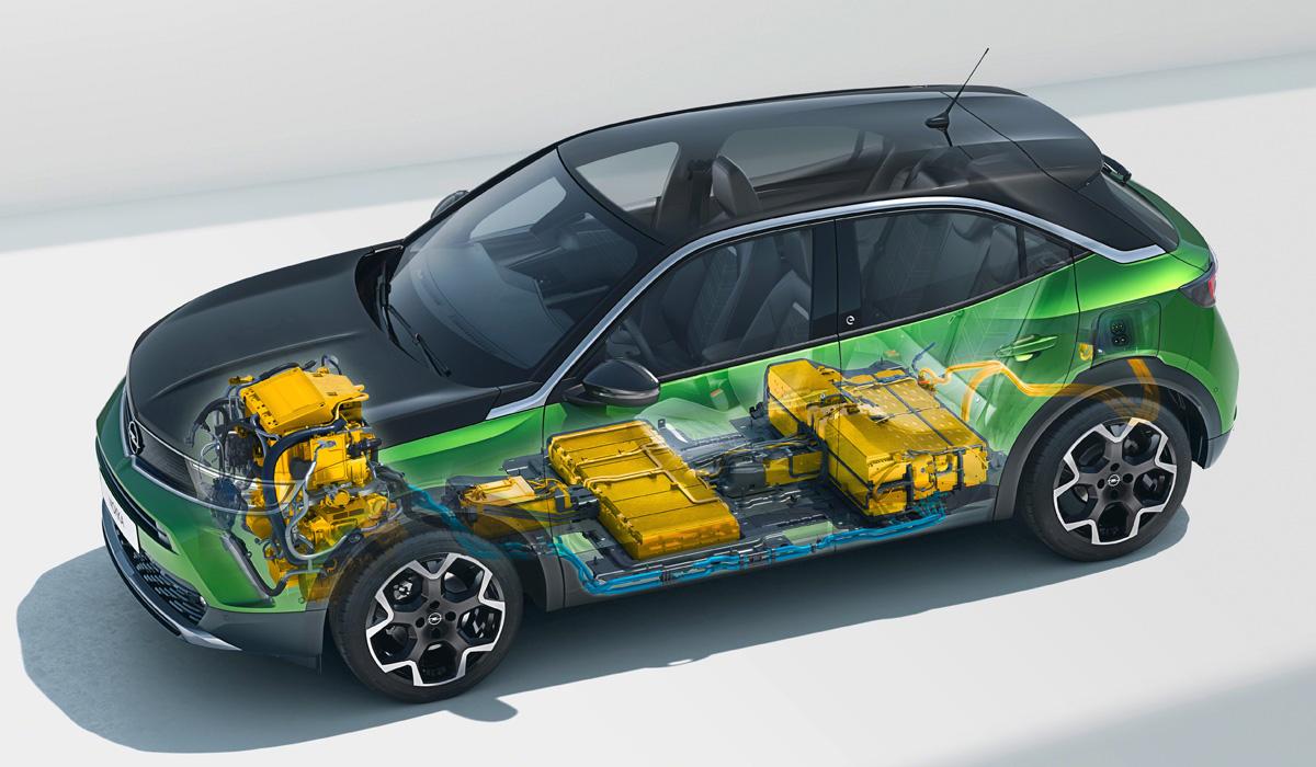 Opel Mokka 2020-2021