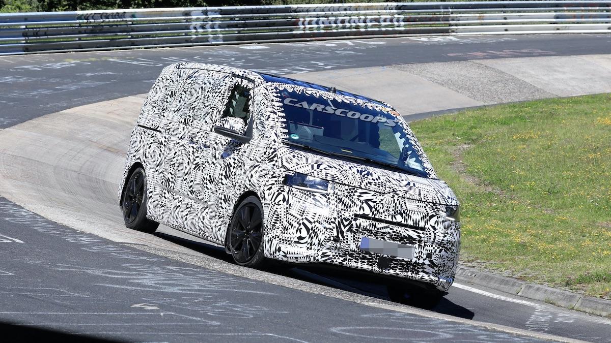 VW T7 2020