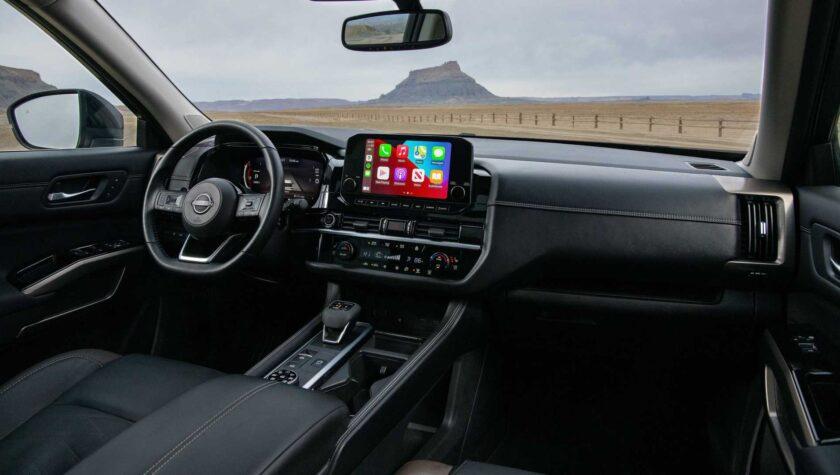 Nissan Pathfinder 2021