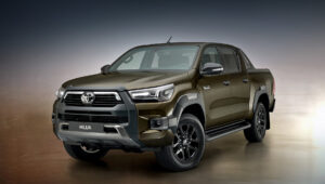 Toyota Hiluxe 2021