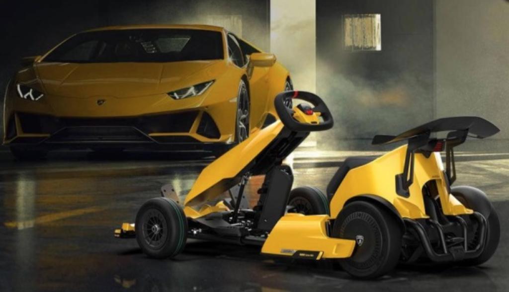Xiomo Go Kart Pro Lamborghini Edition