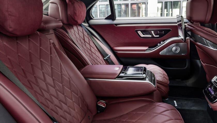 Mercedes S Class 2021