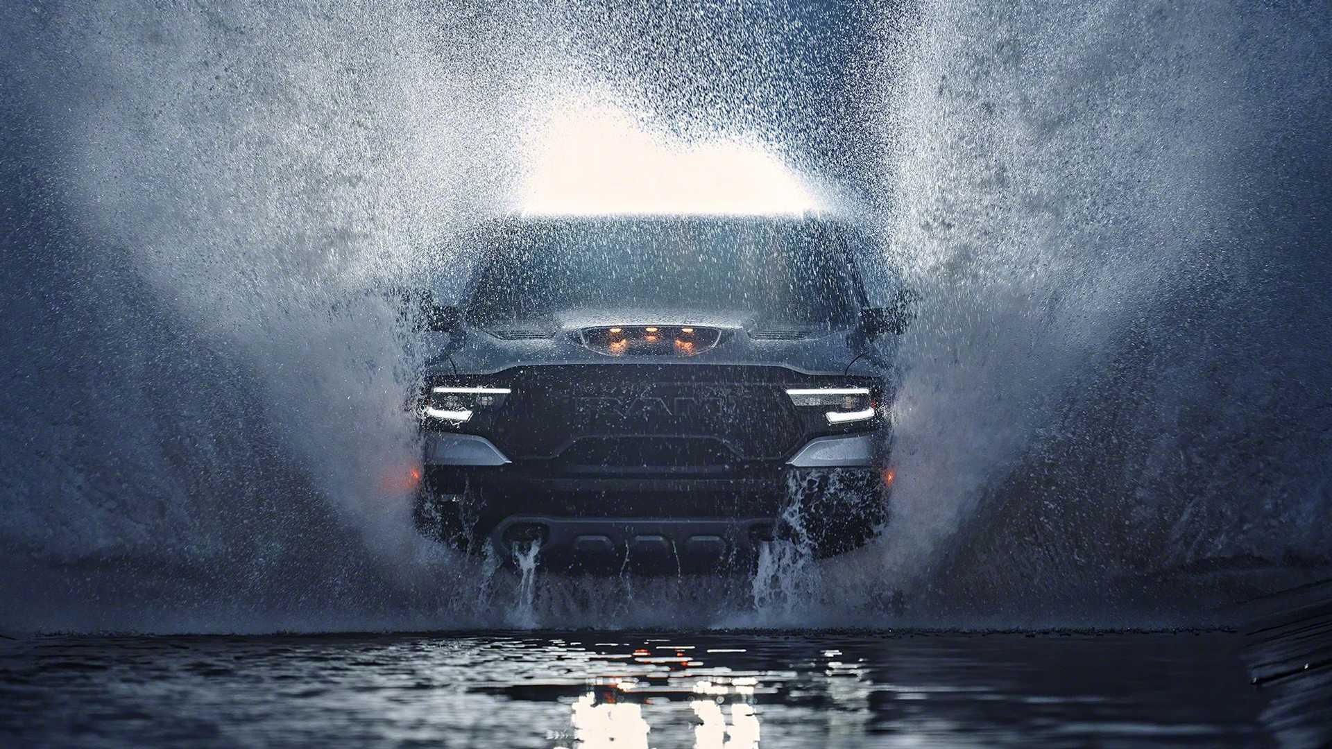 Dodge Ram TRX 2021