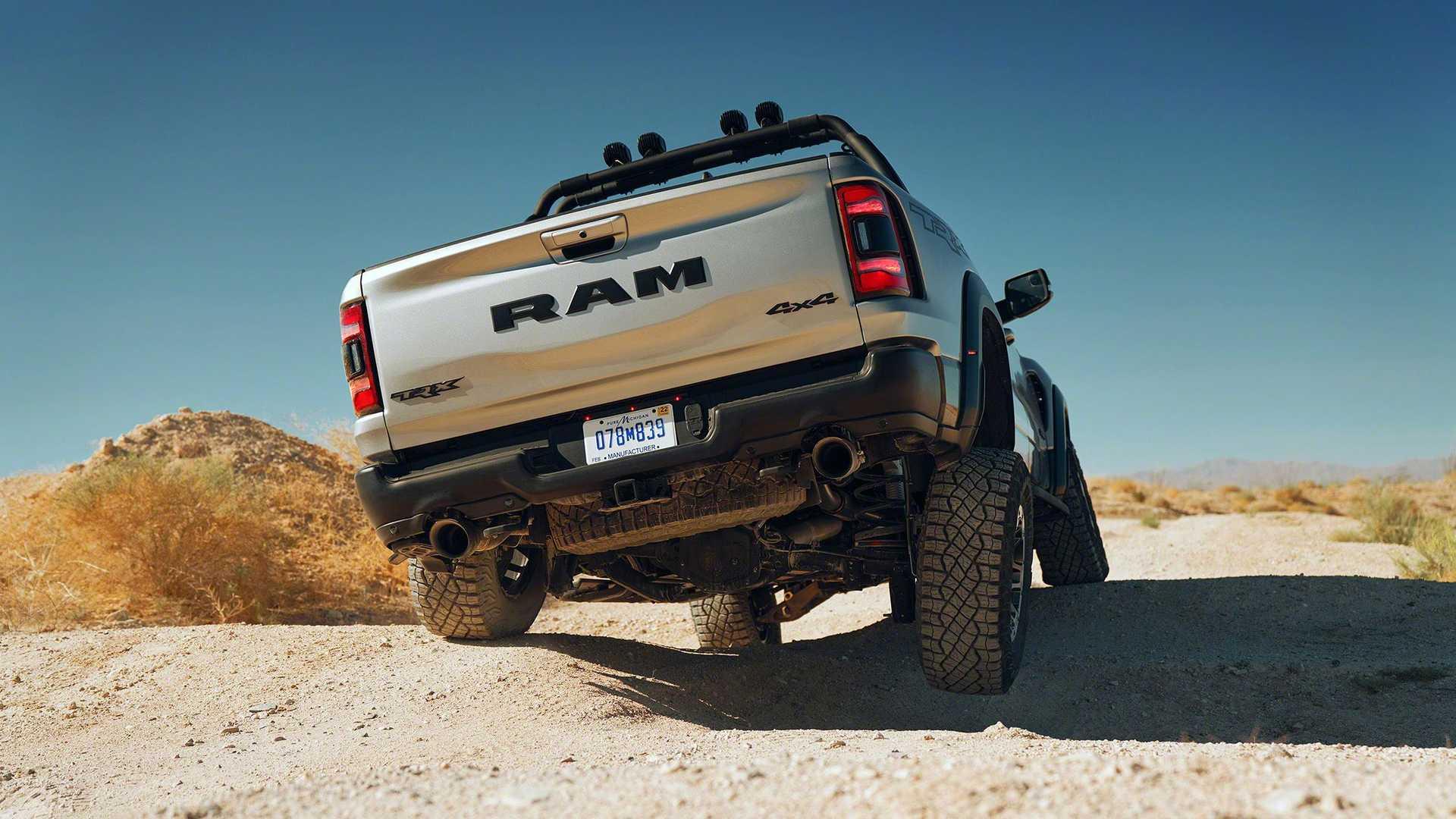 Ram TRX 1500 Rebel