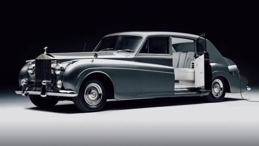 Rolls Royce Lunaz 1961