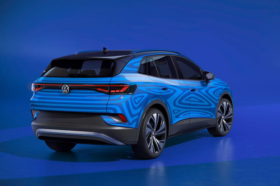 VW Id 4