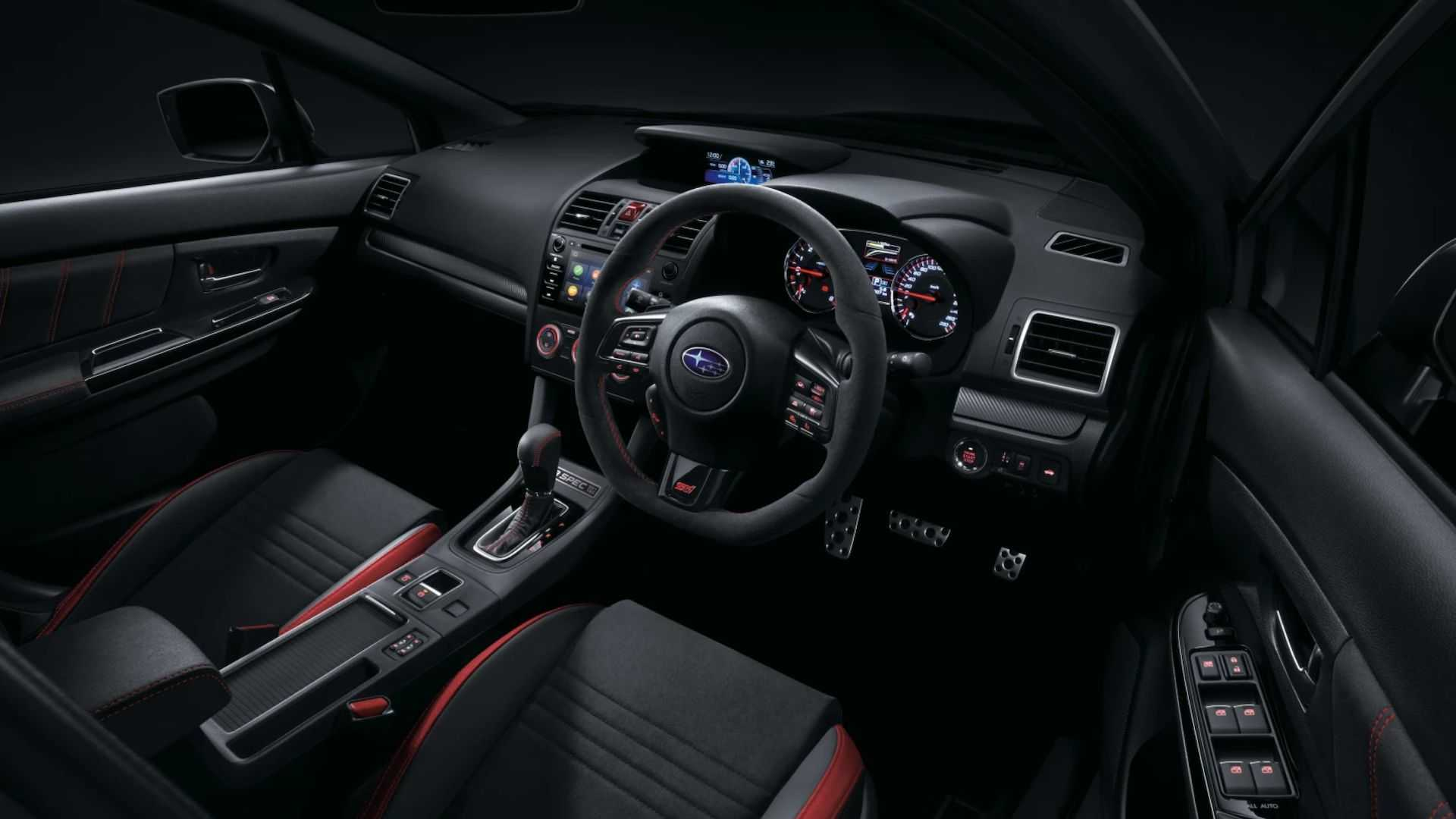 Subaru WRX Spec Club
