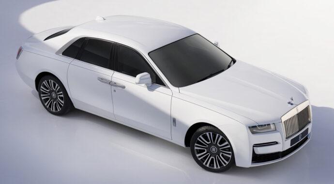 Rolls-Royce Ghost ii 2021