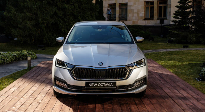 Skoda Octavia 2020 4