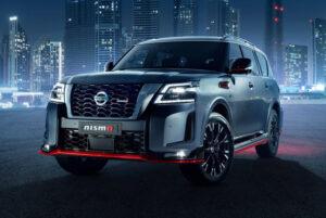 Nissan Patrol Nismo 2021