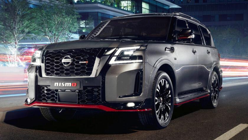 Nissan Patrol Nismo 2022