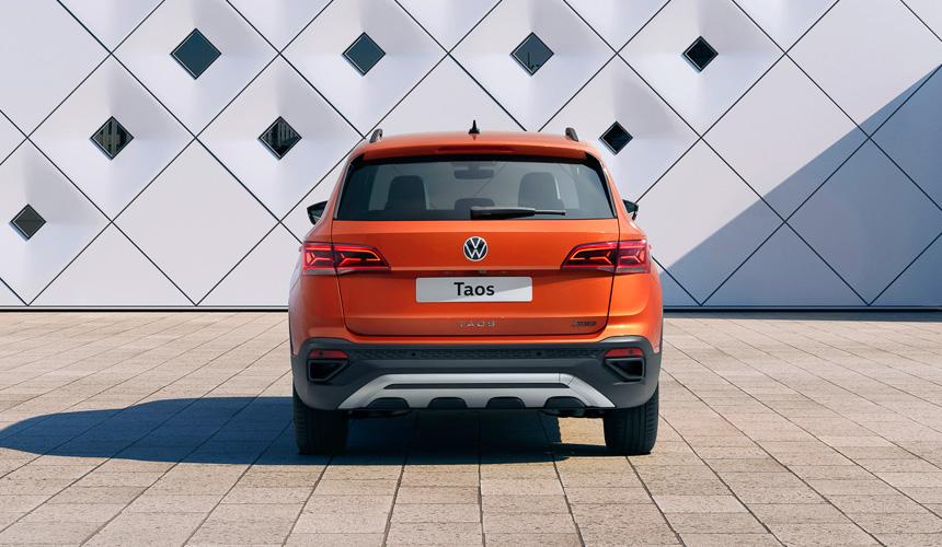 Volkswagen Taos 2021