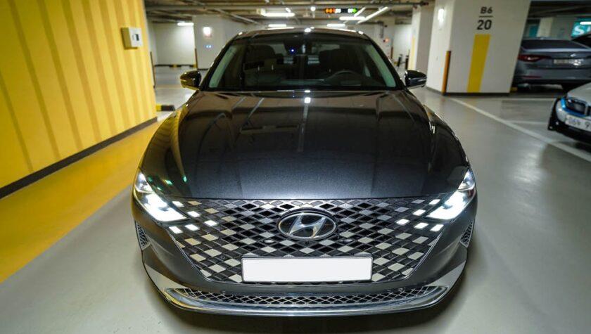 Hyundai Azera 2021