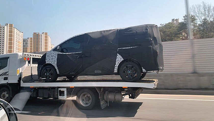 Hyundai H1 2021