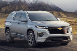 Chevrolet Travers 2021