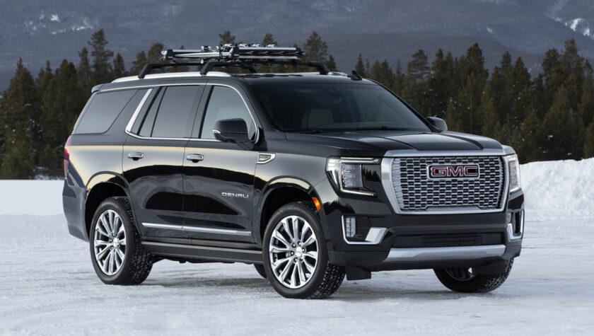 GMC Yukon 2021