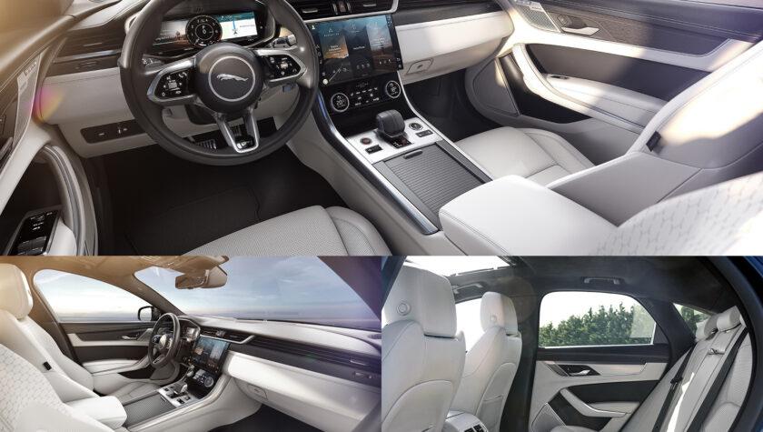 Jaguar XF 2021