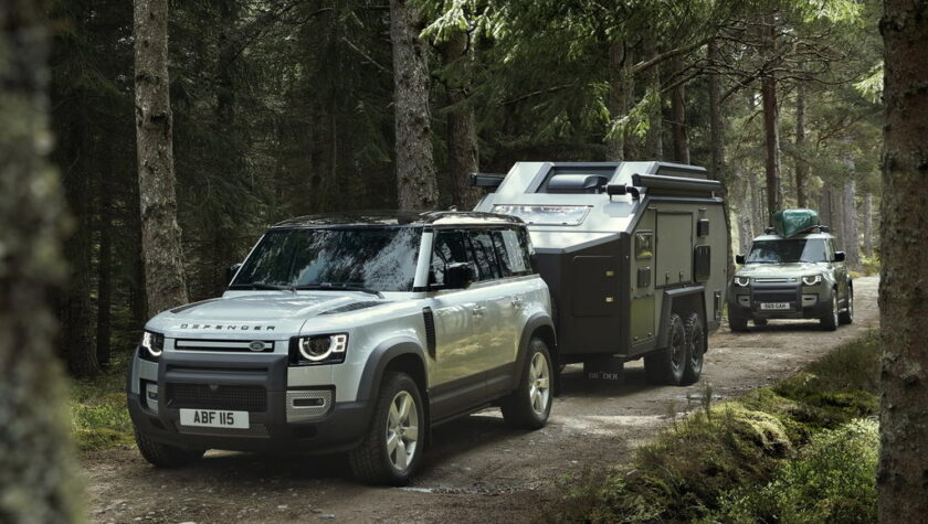 Land Rover Defender 2021
