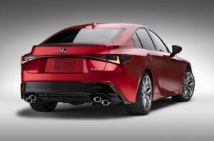 Lexus Is 500 2021