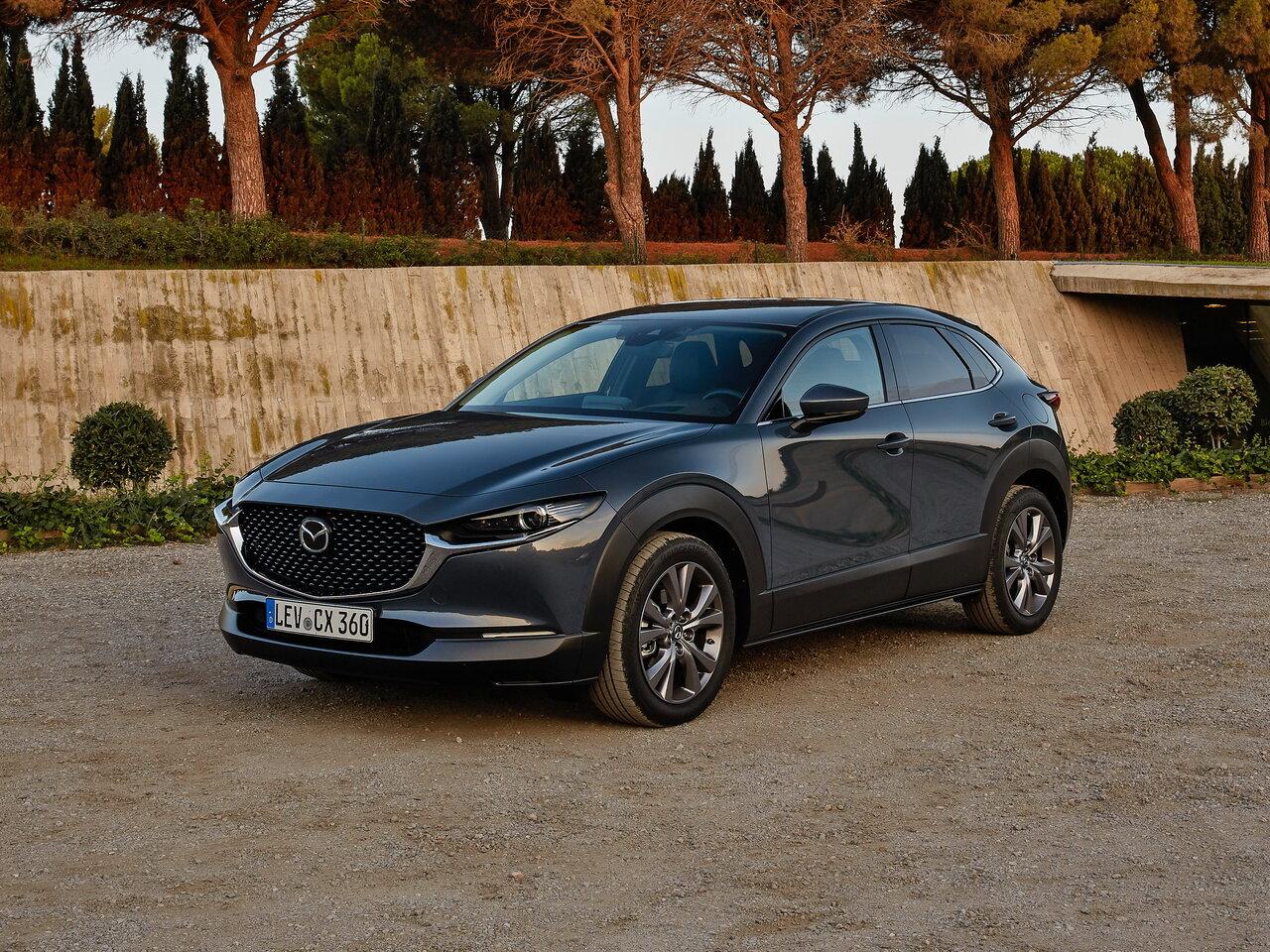 Mazda CX30 2021