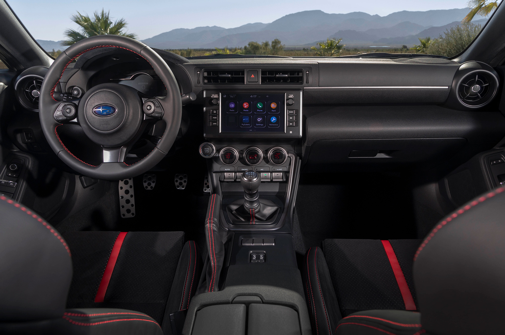 Subaru BRZ 2021