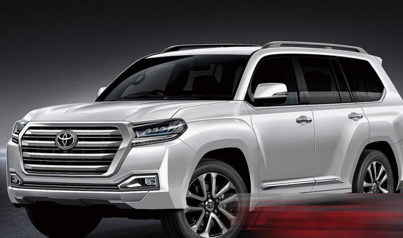 Toyota Land Cruiser 300 2021