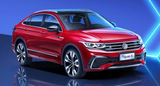 VW Tiguan Coupe X 2021
