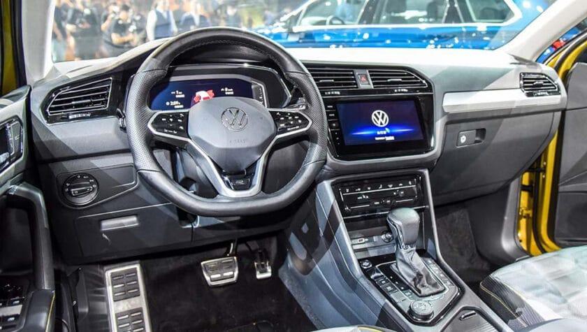 VW Tiguan Coupe X 2021