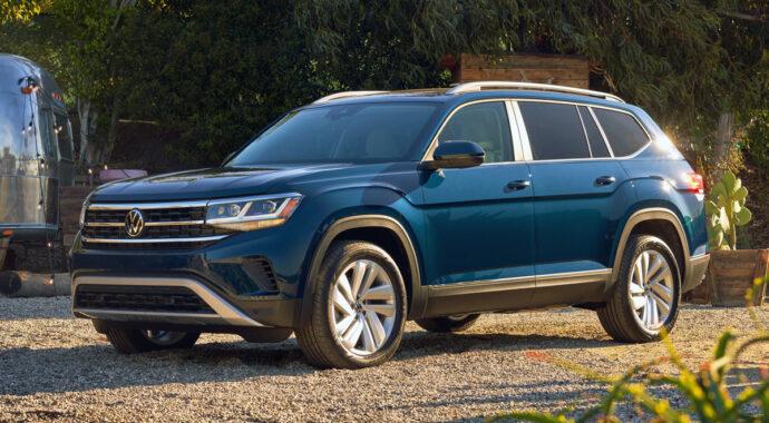 Volkswagen Terramont 2021