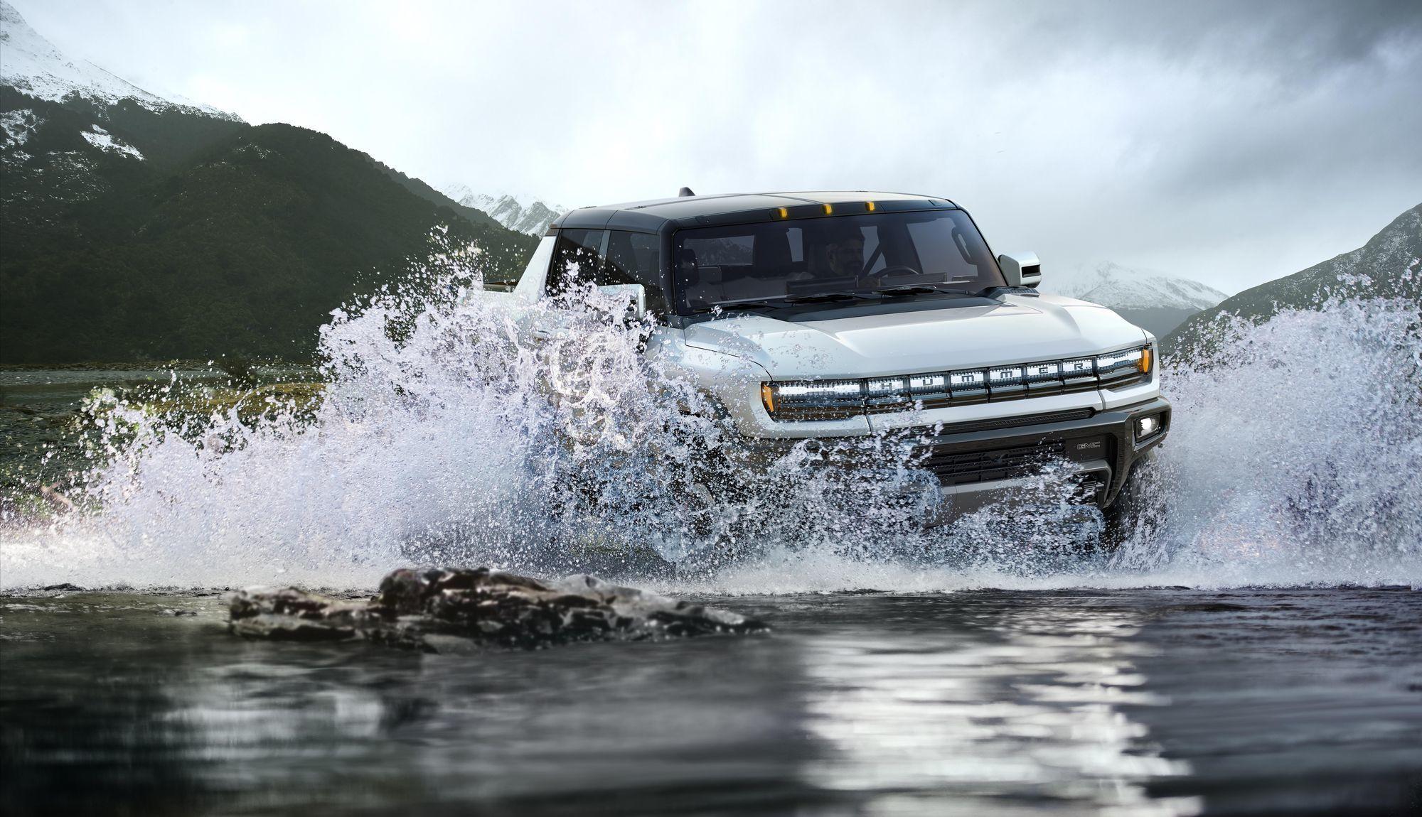 Hummer EV 2021