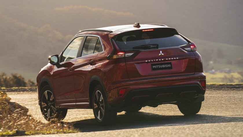 Mitsubishi Eclips Cross 2021