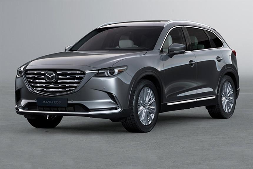 Mazda CX9 2021
