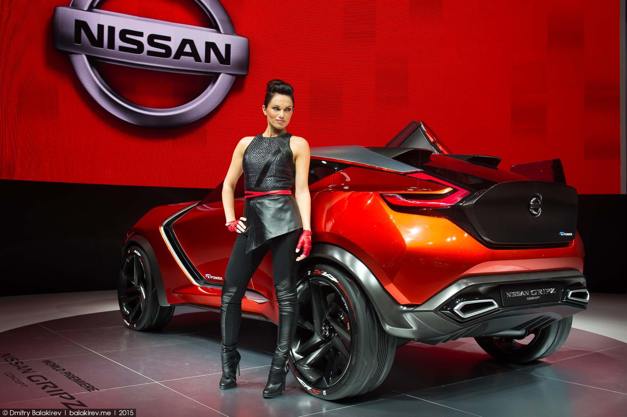 Nissan 2021