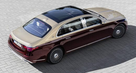 Mercedes-Maybach S Class 2021