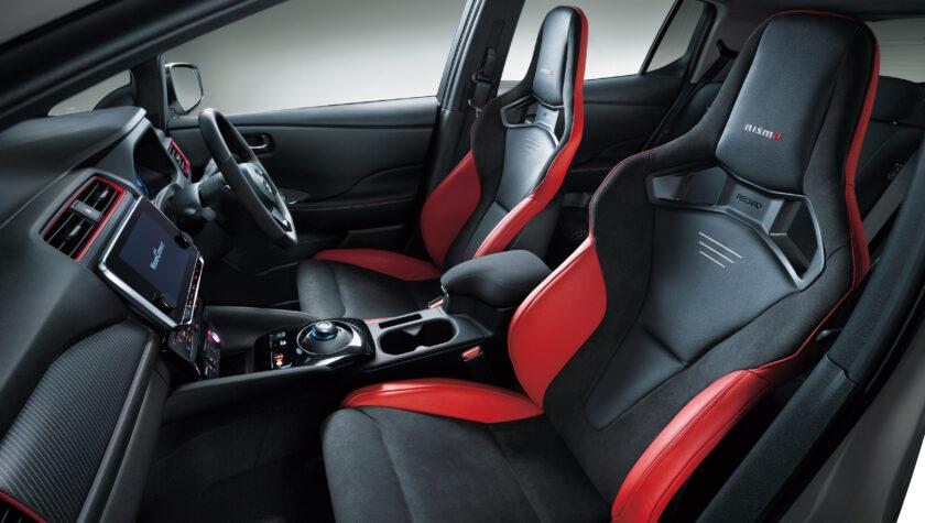 Nissan Leaf 2021 Nismo