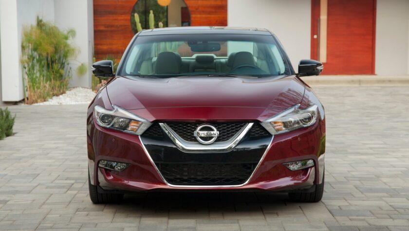 Nissan Maxima 2021