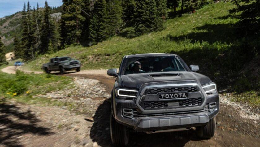 Toyota Tundra 2021