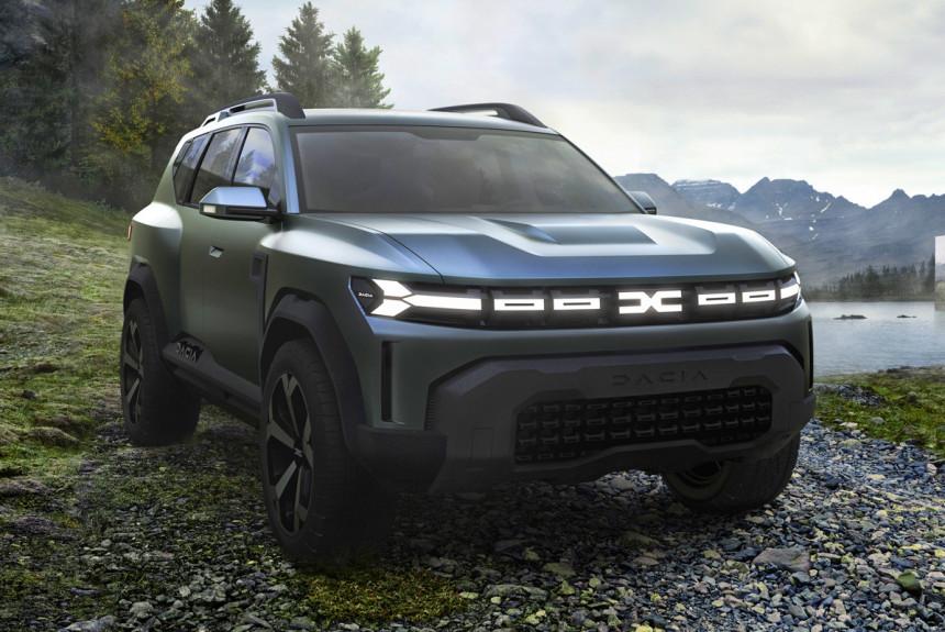Dacia Bigster 2021