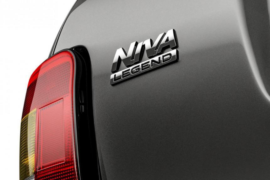 Lada Niva Legend 2021