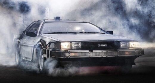 Delorean DMC-12 2021