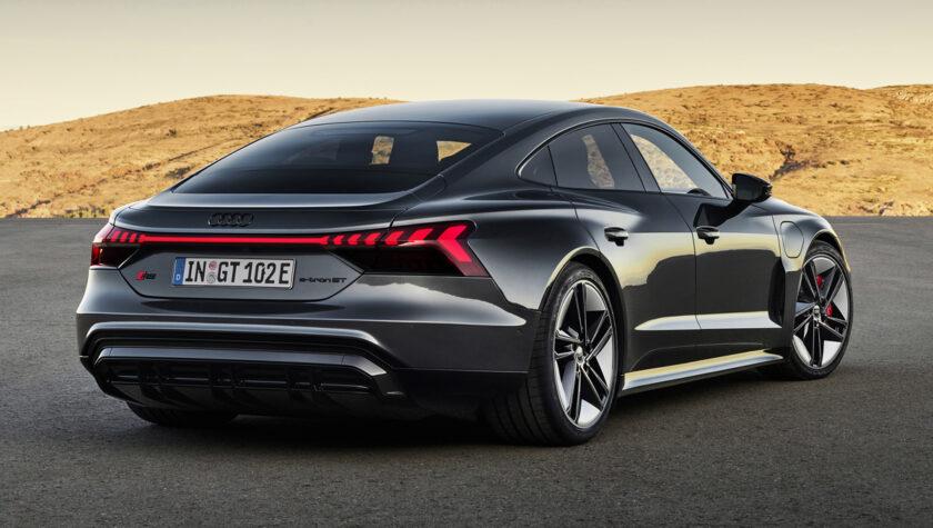 Audi E Tron GT RS 2021