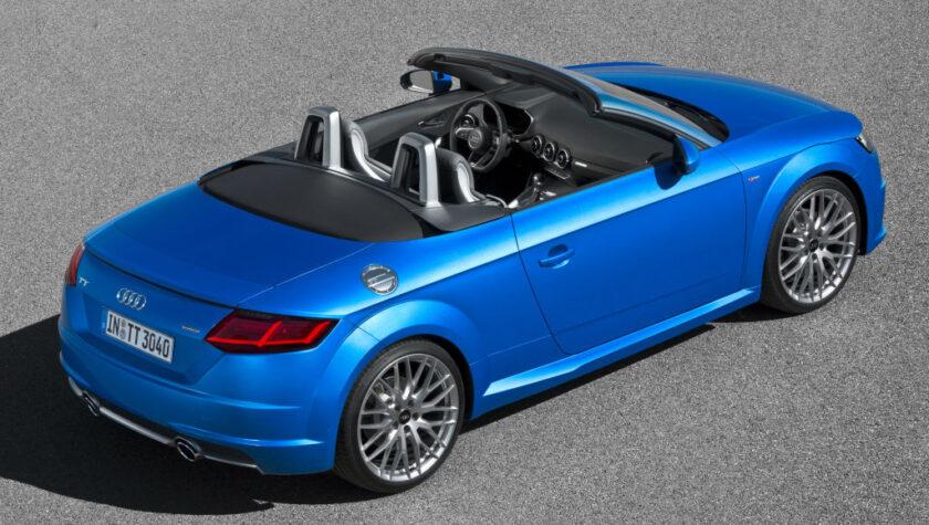 Audi TT 2021