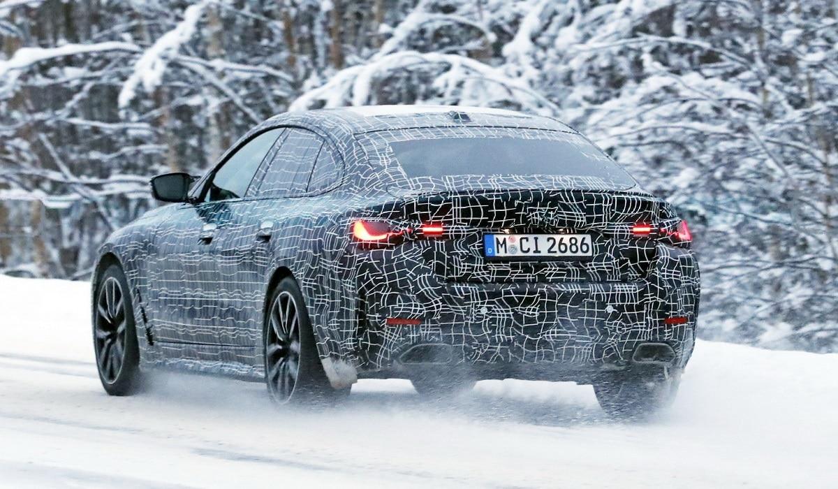 BMW 4 Gran Coupe 2021